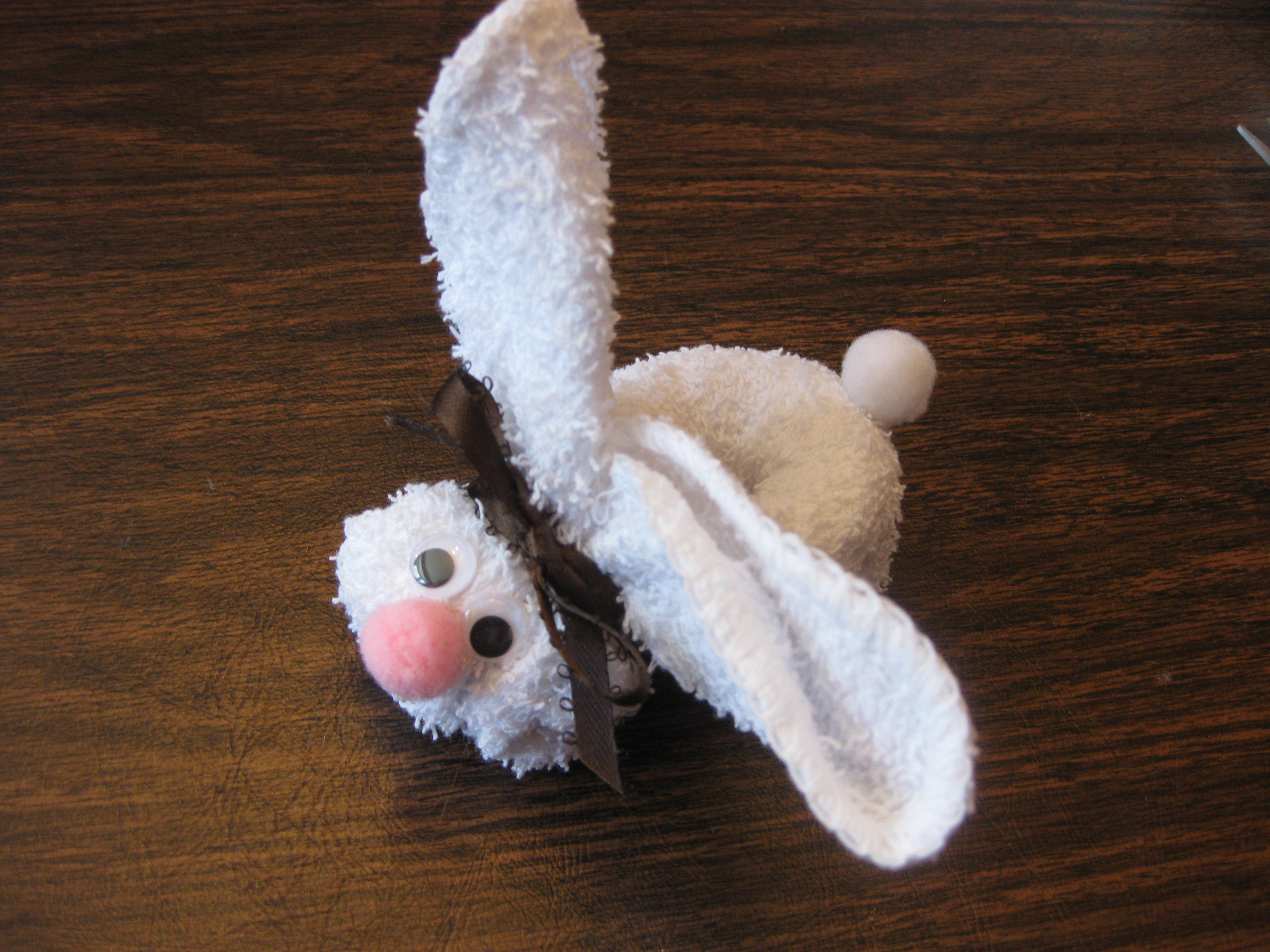 How to Make a Boo Boo Bunny