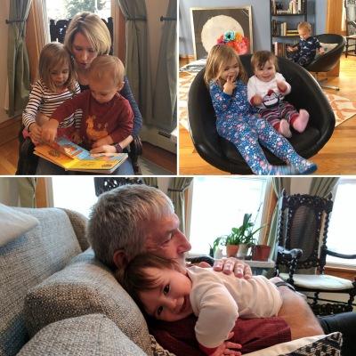 Me, my two girls, my nephew, and my dad. (photos property of Emily Gonzalez)
