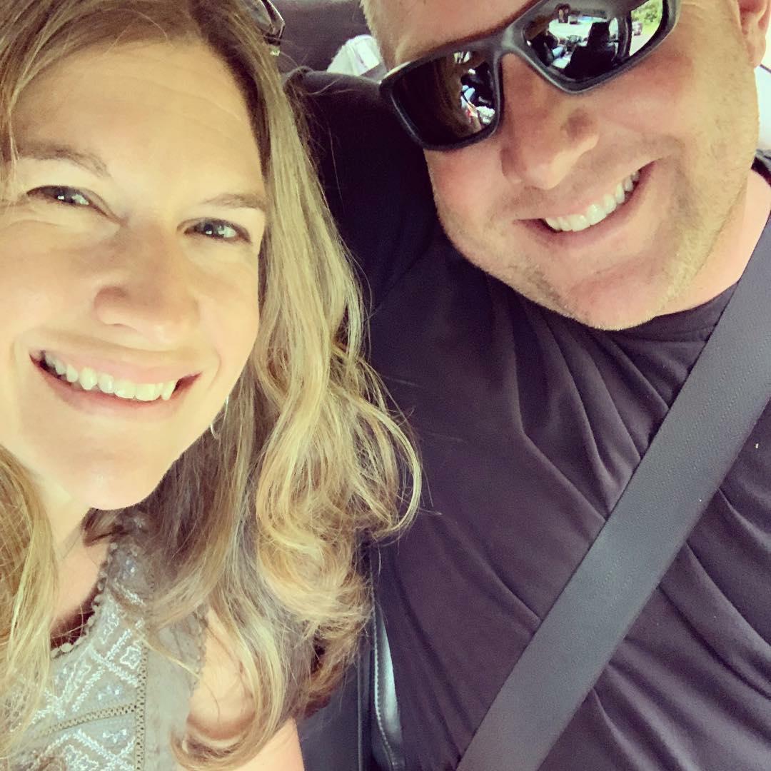 Sara and her husband